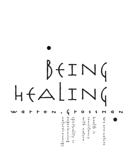 Being healing Cover