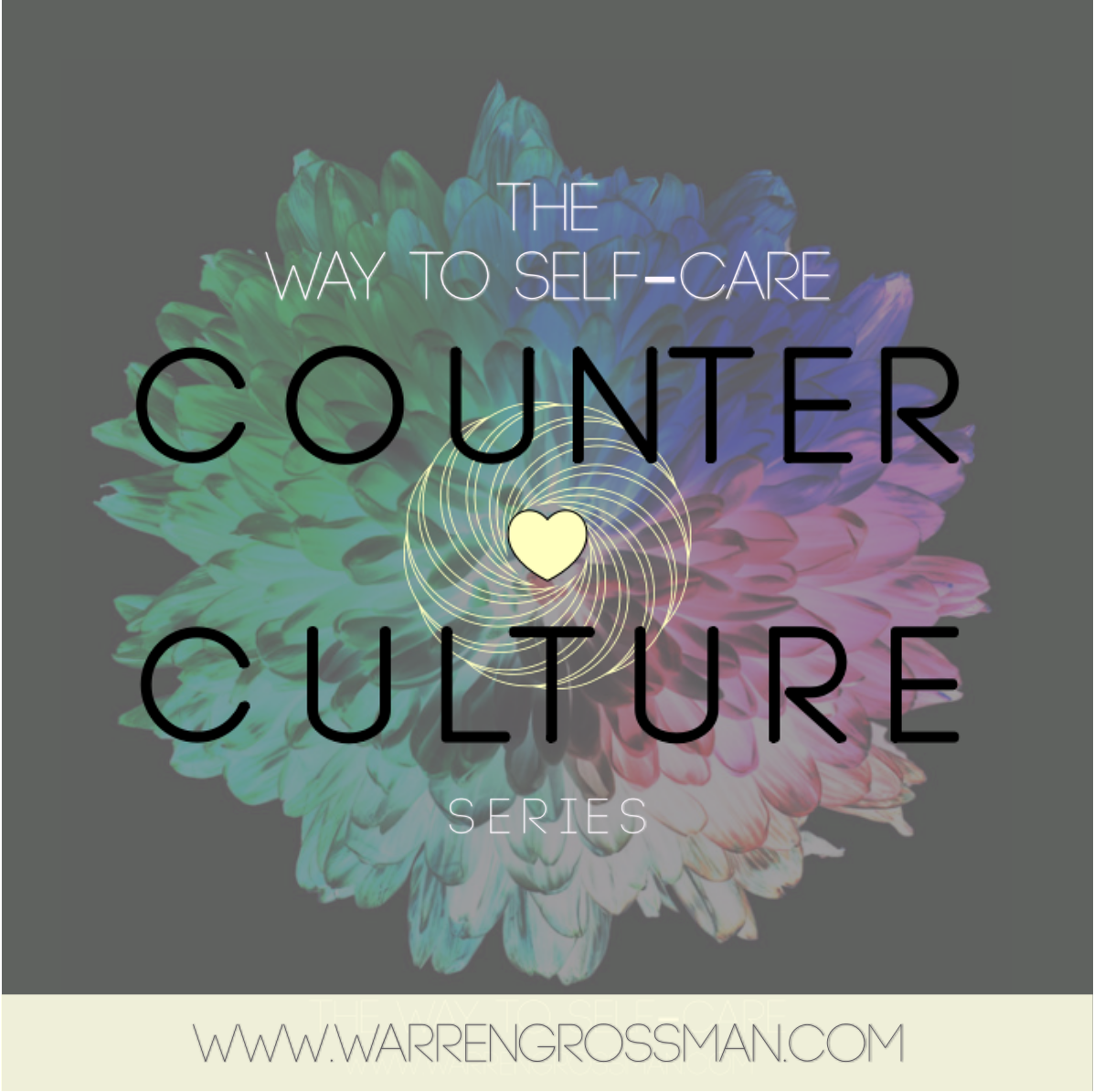 Icon representation of Counter Culture Series: The Path to Self-care